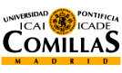 Universidad Pontificia Comillas ICAI-ICADE